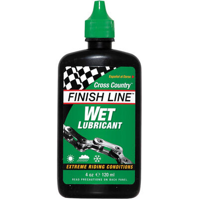 Finish Line Cross Country Wet chain lube 4OZ
