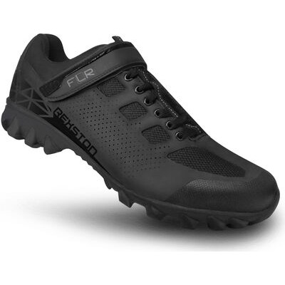 FLR Rexston Active Touring/Trail Shoe in Black