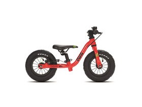 "Frog Tadpole Mini  Childrens Balance Bike 10"" 10"" Red  click to zoom image"