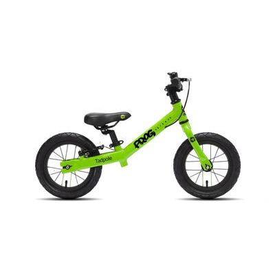 Frog Tapdole Childrens Balance Bike 12""