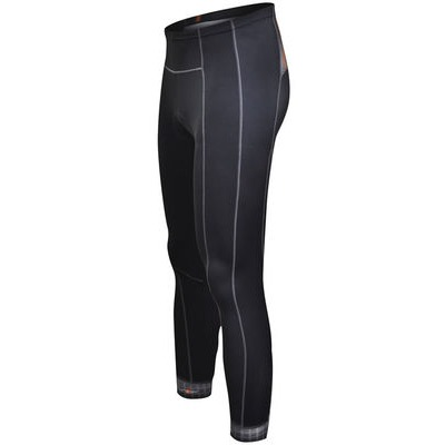 Funkier Polar Active Thermal Microfleece Full Length Tights in Black (S-302-W-B14)