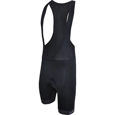 Funkier F-Max 17 Panel 4-Way Bib Shorts (B1 Pad) in Black