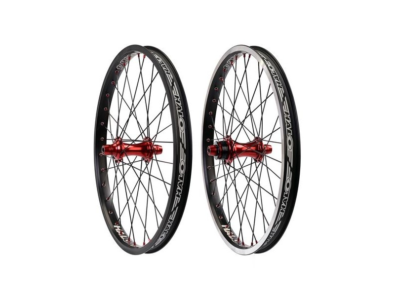 Halo Sub-4 Supadrive Rear Cassette Race WHeel click to zoom image