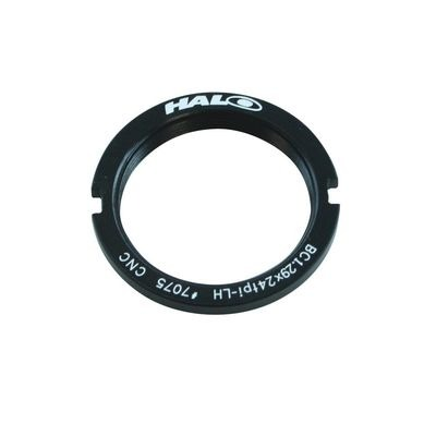 "Halo Fixed Sprocket Lockrings 1.29""x24T"
