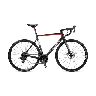 Colnago V3 Disc 2020 Complete Bike MKRD Black Red