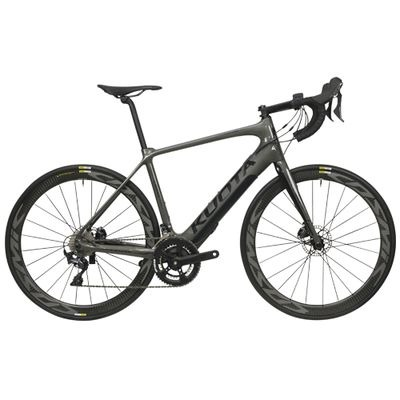 Kuota Kathode Diamante Nero E -Bike Dura Ace Di2