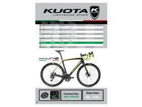 Kuota K-Uno Disc Dura Ace click to zoom image