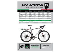 Kuota Kobalt Disc Dura Ace Di2 click to zoom image