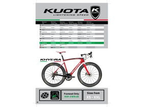 Kuota Khydra Disc Ultegra Di2 eco click to zoom image