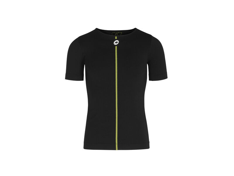 Assos Spring Fall Short Sleeved Skin Layer click to zoom image