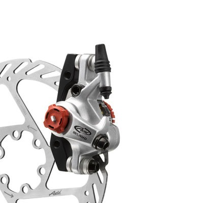 Avid BB7 - Road - Platinum 160mm G2cs Rotor (Front Or Rear-includes Is Brackets Rotor Bolts): 160mm