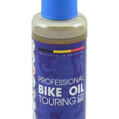 Morgan Blue Bike Oil Touring & Citybike 125cc, Bottle