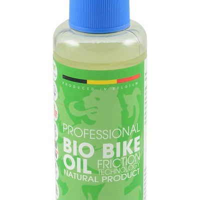 Morgan Blue Bio Bike Oil Friction Technology 125cc, Bottle