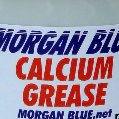 Morgan Blue Calcium Grease 1000cc, Tub