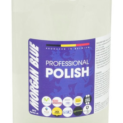 Morgan Blue Polish 1000cc, Bottle