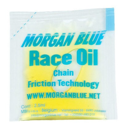 Morgan Blue Race Oil Road - Friction Technology 10cc, Sachet