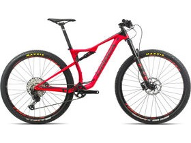 Orbea Oiz 29 H20 S Red/Black  click to zoom image