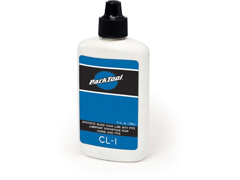 Park tools CL-1 Synthetic Blend PTFE Chain Lube 120ml click to zoom image