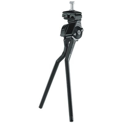 Pletscher Twin Leg Kickstand Long Blk 320mm