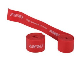"BBB Rimtape HP 27.5 27.5"", 25mm Red  click to zoom image"