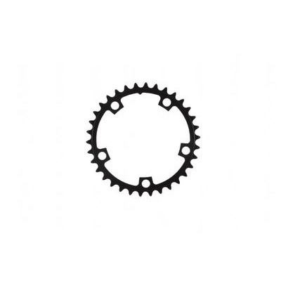 Rotor 34t NoQ round ring - 110 BCD - single inner ring