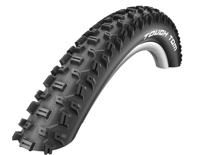 Schwalbe TOUGH TOM K-Guard Wired - 27.5 x 2.25 - 57-584 B/B-SK HS411 SBC 50EPI click to zoom image