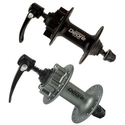 Shimano M525 Deore 6-Bolt Disc Front Hub