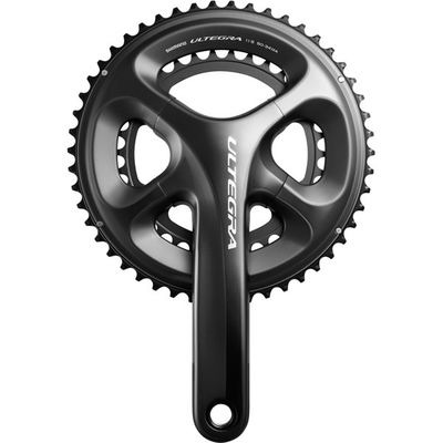 Shimano FC-6800 Ultegra 11-speed double chainset, 46/36T 165mm