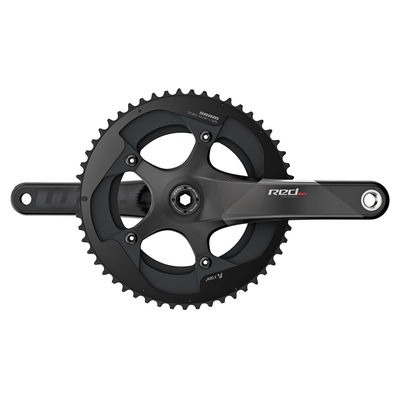 Sram Crank Set Red Gxp 172.5 52-36 Yaw Gxp Cups Not Included C2 11spd 172.5mm 52-36t