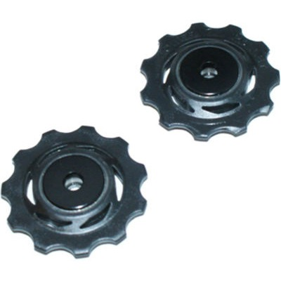 Tacx Tacx T4000 (10th) Jockey Wheels in Black Shim (7/8) Camp (8/9/10)