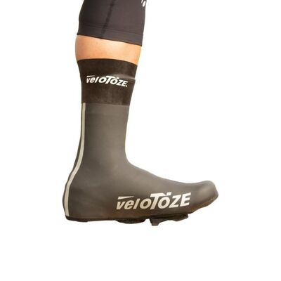 Velotoze Neoprene Shoe Cover (Waterproof Cuff Included),