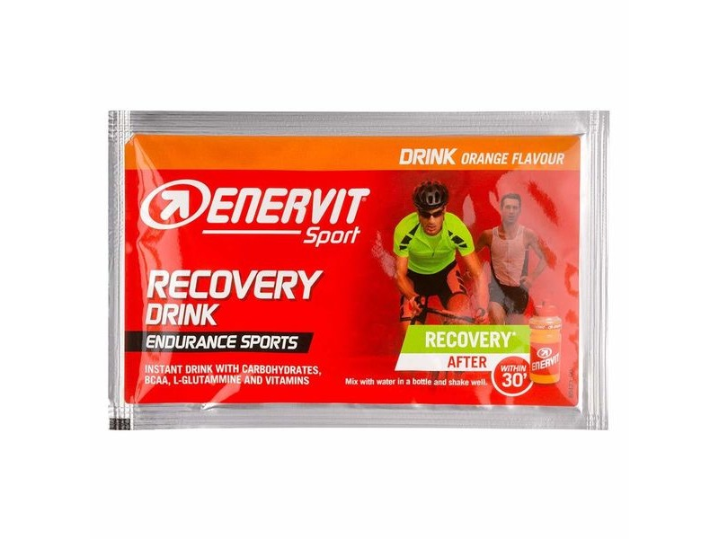 Enervit Recovery Drink Powder 50g Orange click to zoom image