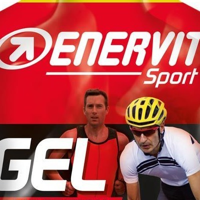 Enervit Gel Citrus 25ml with Caffeine