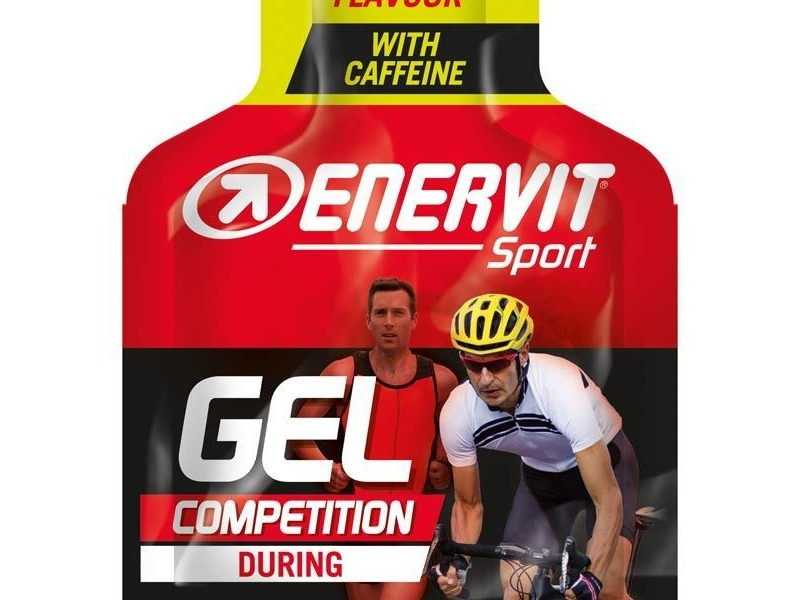 Enervit Gel Citrus 25ml with Caffeine click to zoom image