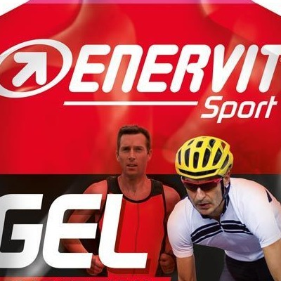 Enervit Gel Raspberry 25ml with Caffeine