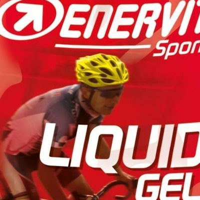 Enervit Liquid Gel Comp Orange 60ml with Caffeine