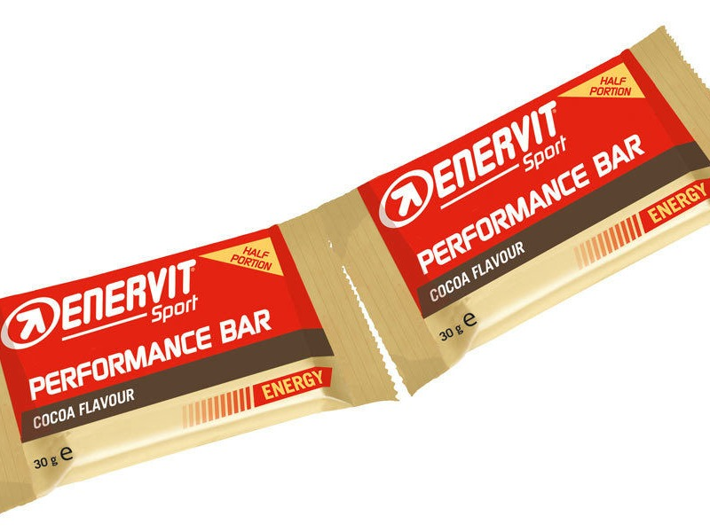 Enervit Performance Bar 2x30g Cocoa click to zoom image