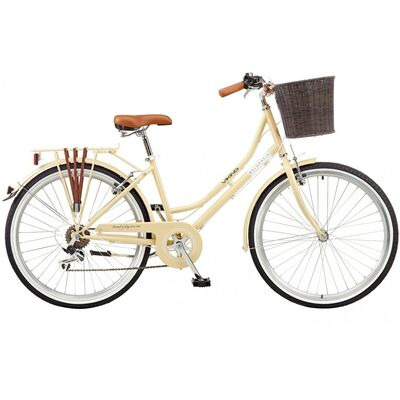 "Viking Belgravia Ladies Traditional Heritage 16"" Frame 26"" Wheel 6 Speed Bike"