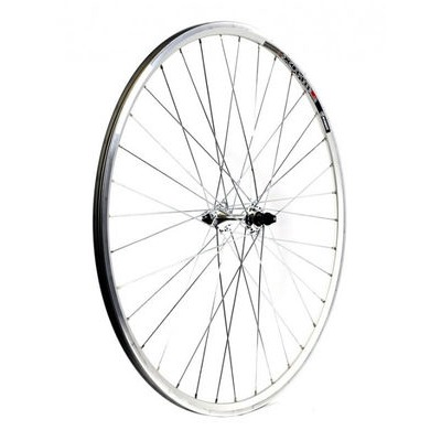 KX Road 700C Doublewall Q/R Wheel Rim Brake (Front) Silver