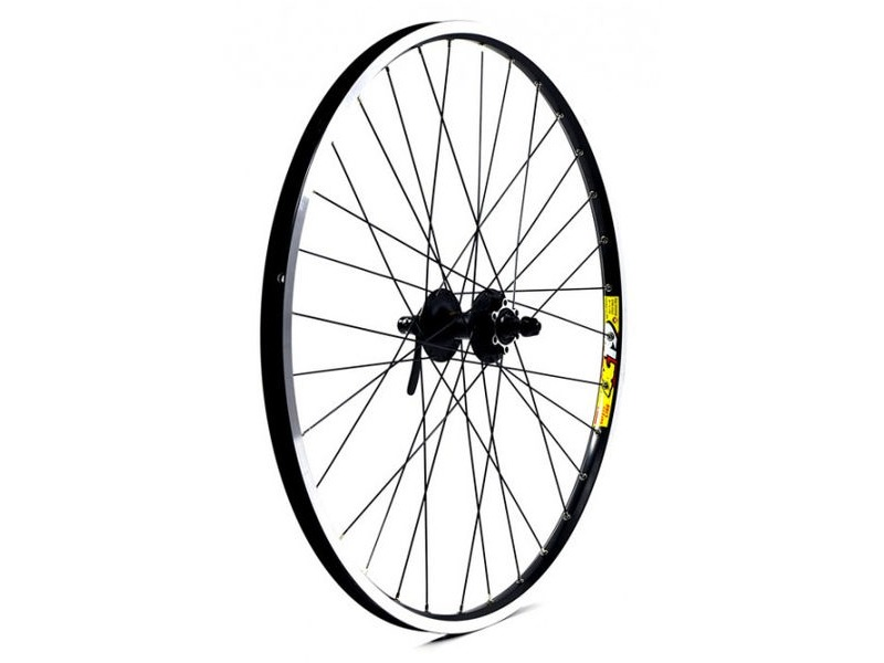 "KX MTB 29"" 29er Doublewall Q/R Wheel Disc Brake in Black (Front) click to zoom image"