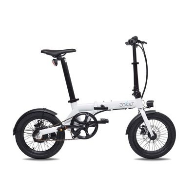 "Eovolt City 16"" Lightweight Folding Electric Bike"