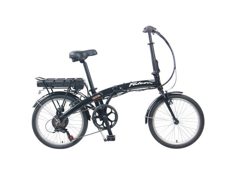 Falcon Surge Folding E-Bike click to zoom image