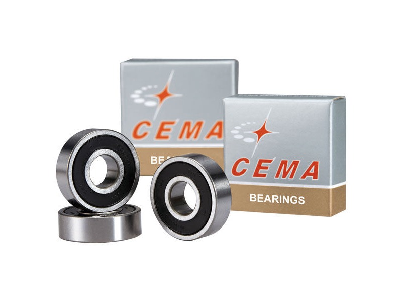 CEMA Bearing #18 x 30 x 7mm click to zoom image