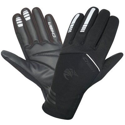 Chiba 2nd Skin Waterproof & Windprotect Glove in Black