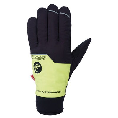 Chiba Rain Pro Waterproof Glove Fluo Yellow/Black