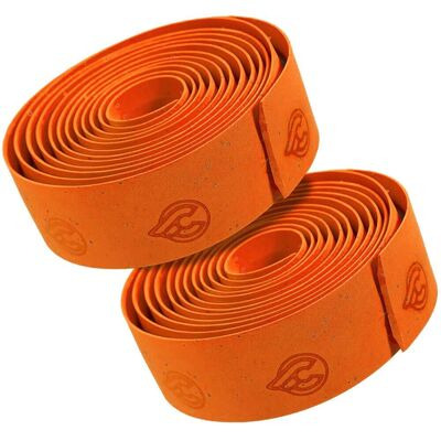 Cinelli Cork Bar Tape Orange