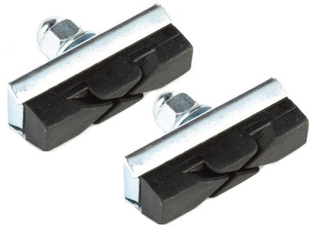 Raleigh and Other Calipers 35mm Clarks X Pattern Road Brake Pads for Weinmann