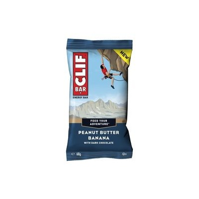 Clif Clif Bar Peanut Butter Banana
