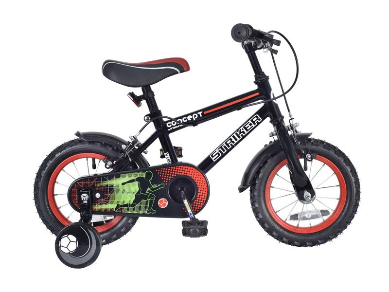 "Concept Striker 12"" Wheel Boys Bike click to zoom image"